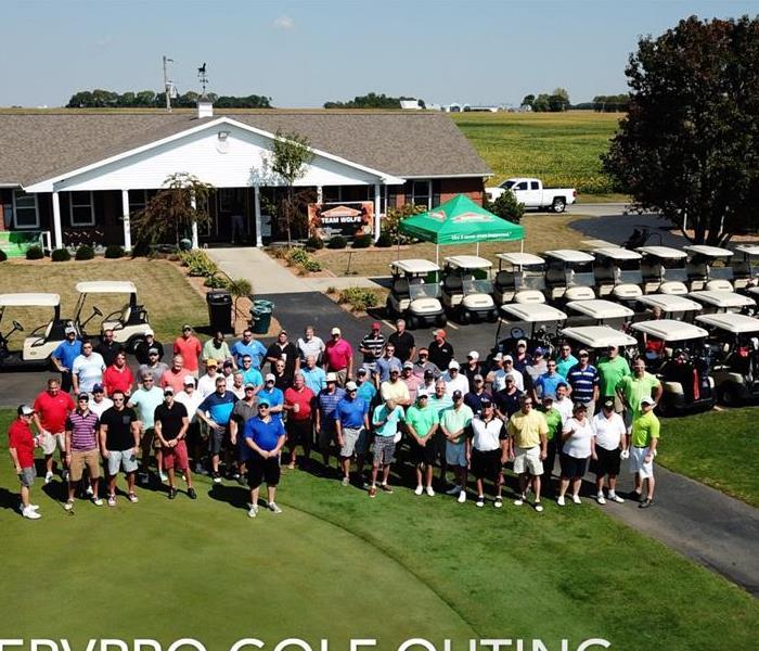 2017 SERVPRO Golf Scramble