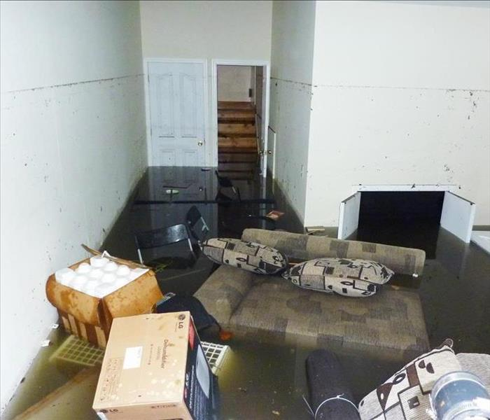 Water Damage South Central Illinois Flooded Basements Need a Rapid Response